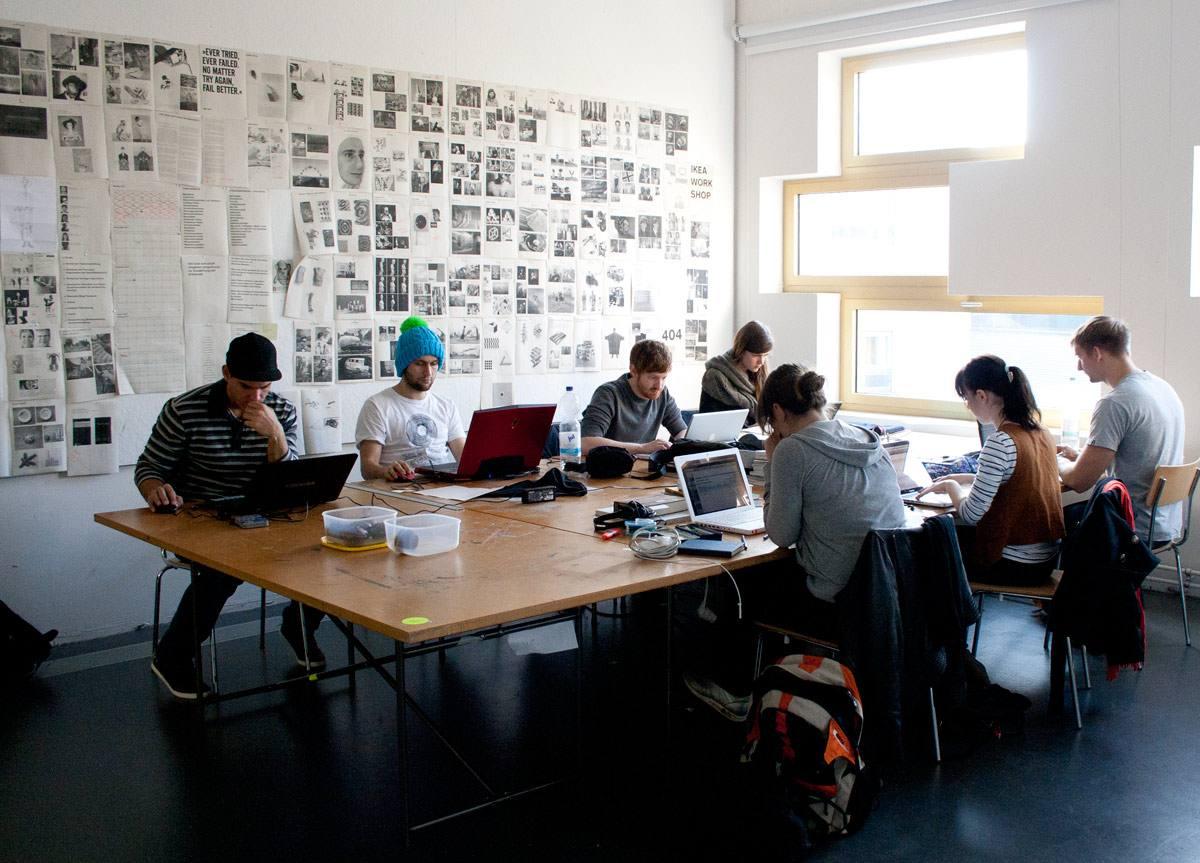 Editorial Design Master, Burg Giebichenstein, Kunsthochschule Halle